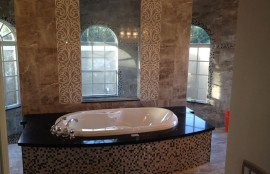 Bathroom and Tub Surround